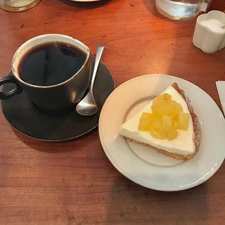 パイナップルタルト(コーヒー ハット (coffee HUT))