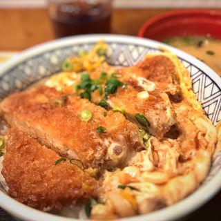 カツ丼(角屋 (かどや))
