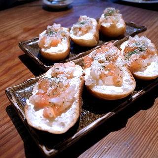 トマトのブルスケッタ(魚猫 大山店 )
