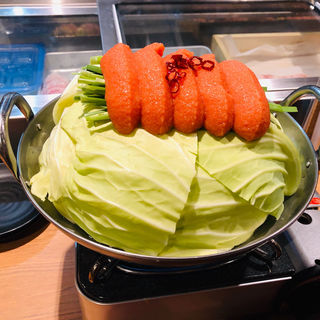 もつ鍋(串焼・もつ鍋 博多でべそ 仙台南町通店)