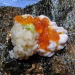 ふぐの白子寿司