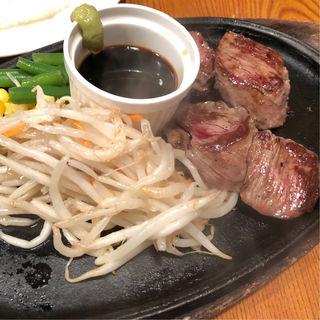 ハラミカットステーキ(ふらんす亭 新宿中央通り店 )