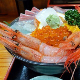 海鮮丼(お食事処 田島 )