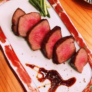牛たん特上タタキ(牛たん 佐助)