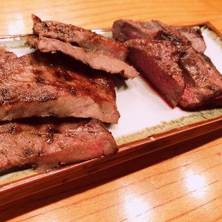 牛たん焼き盛り(牛たん 佐助)