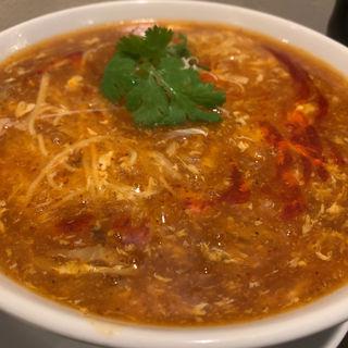 酸辣湯麺(泰雅)