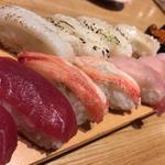 食べ放題スタンダード(すし 波奈 仙台パルコ店 )