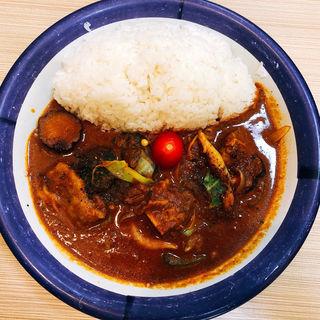 ビーフ野菜(エチオピアカリーキッチン 高田馬場店)