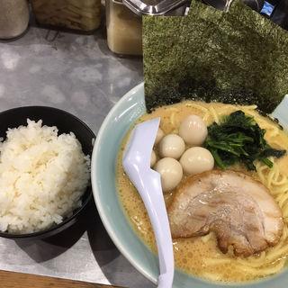 醤油ラーメン(魂心家 自由が丘店 )