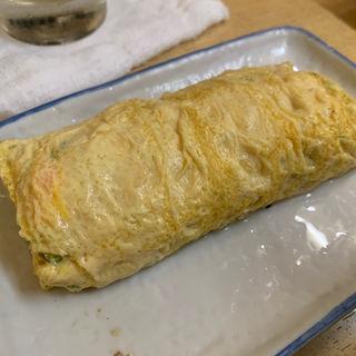 だし巻き卵(正宗屋 相合橋 )