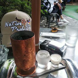 アイスコーヒー(旦念亭 (たんねんてい))