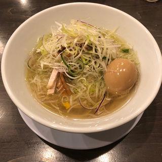 塩らーめん(麺武流 謙信)