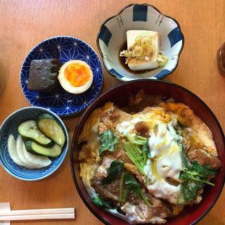 カツ丼(葦 )