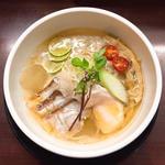 真鯛の冷やしらーめん(麺のようじ (【旧店名】大阪拳))