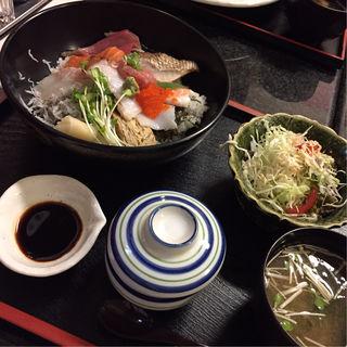 海鮮丼(蔵の美食館 北八方 (キタヤカタ))