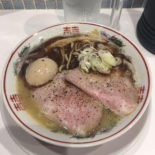味玉せんば焦がし醤油そば(IKR51 (アイケーアール51))
