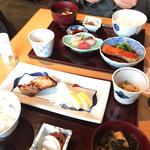 【銀たらの西京焼き】
