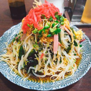 冷やし中華(長崎菜館)