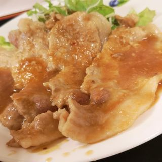 生姜焼き定食(ニコリ (nikori))