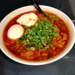 勝浦タンタン麺(じもん )