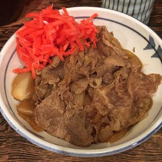 東京牛丼(東京牛丼 牛のチカラ)