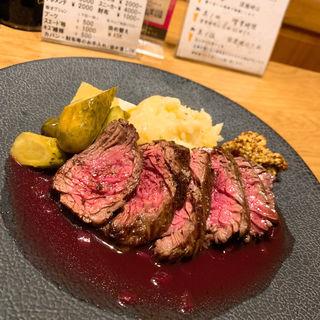 牛ハラミバベットステーキ(べらみ)