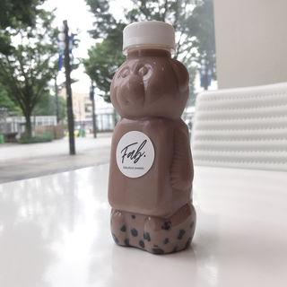 チョコレートミルク