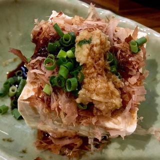 壱州豆腐(ときわ )