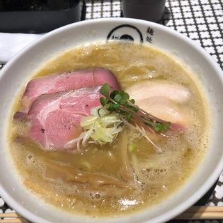 鶏白湯(麺処 蛇の目屋 )
