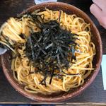 ウニとタラコ(マイヨール )
