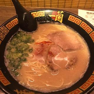 ラーメン(一蘭 新宿歌舞伎町店 )