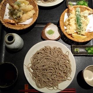 天ざる膳(嵐山よしむら)