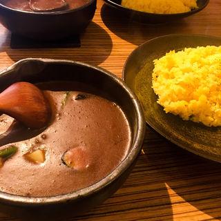 ミックスカレー(Curry庵 味蕾)