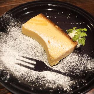 チーズケーキ(Dining&Cafe Sweets Okada)