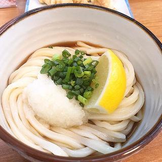 ぶっかけうどん(麺処 美松)