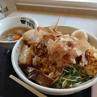 あぶらそば(TETSU ららぽーと豊洲マリーナキッチン店 (テツ))