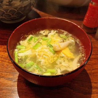 スープ(メシ酒場 鈴木ちゃん)