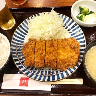 ヒレカツ定食(とんかつ 田 船堀店 (とんかつ・でん))