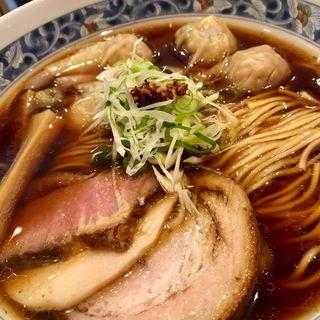 特製らーめん(醤油)