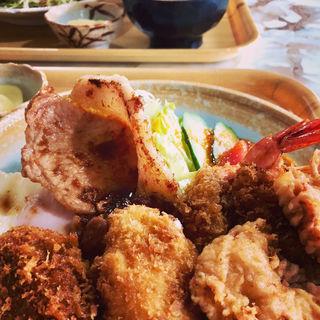 定食(キッチンこば )