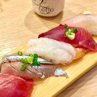 やまと5貫(スーパー回転寿司やまと 館山店 )