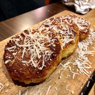 ポテトのパン風焼き(Dining&Cafe Sweets Okada)
