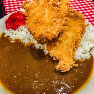 チキンカツカレー(キッチン男の晩ごはん 阿佐ヶ谷本店 )