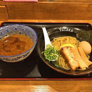 つけめん小(麺100g)(つけめん専門店 二代目YUTAKA)