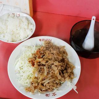 焼肉定食(空海 )