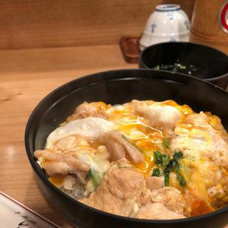 親子丼(鳥つね自然洞 (とりつねしぜんどう))