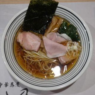 中華蕎麦(ほし乃)