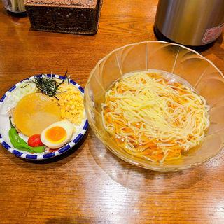 冷やし和風ラーメン(きたかた食堂 南久宝寺店)