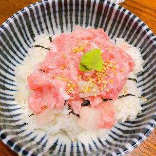 ミニトロタク丼(きたかた食堂 南久宝寺店)