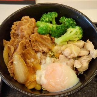 ライザップ牛サラダ(吉野家 新宿南口店 )